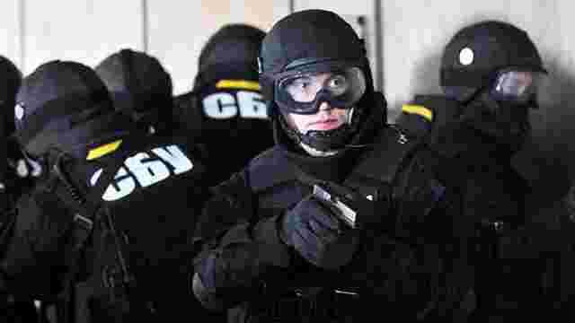 У Маріуполі СБУ затримала жінку - «лейтенанта поліції» ДНР (відео)