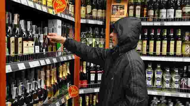 З 11 липня ціни на алкогольні напої зростуть на 25 - 35%