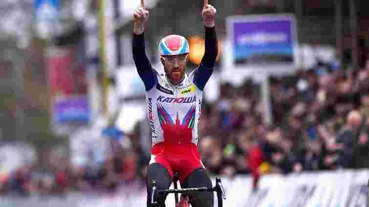 Велогонщика російської команди підловили на вживанні кокаїну на «Тур де Франс»