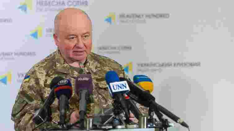 За час АТО вже загинули 1930 військових Збройних сил України