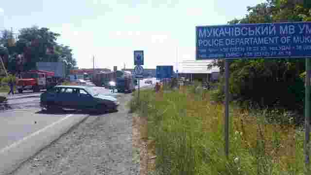 «Правий сектор» оприлюднив свою версію стрілянини у Мукачевому