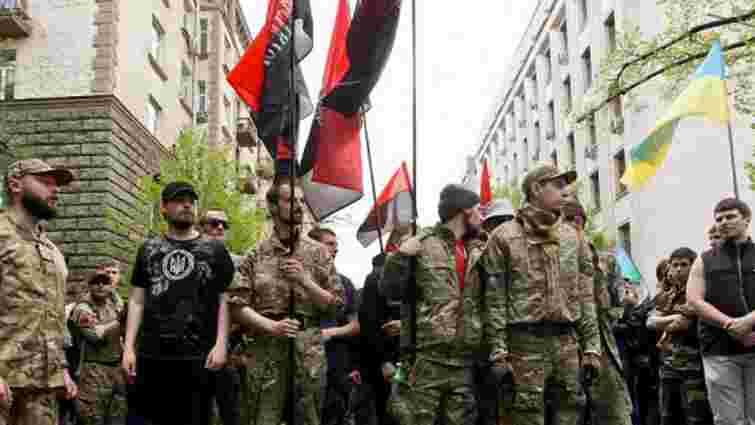 «Правий сектор» анонсував нові акції протесту в містах України