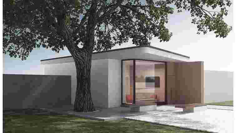 У ЛКП «Лев» показали, як виглядатиме майбутній центр прилаштування бездомних собак