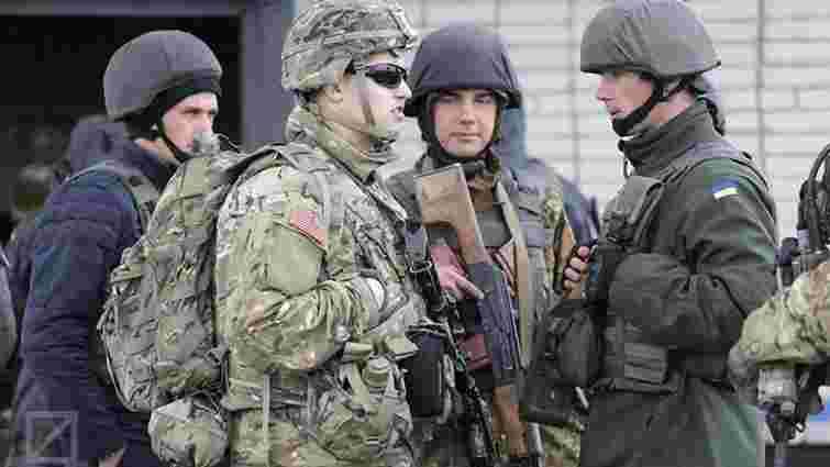 США  планують розширити програму підготовки українських військових
