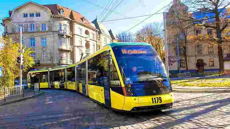 Київ купує сім трамваїв у львівського «Електрону»