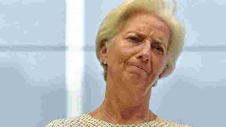 МВФ може відмовитися від участі в програмі допомоги Греції