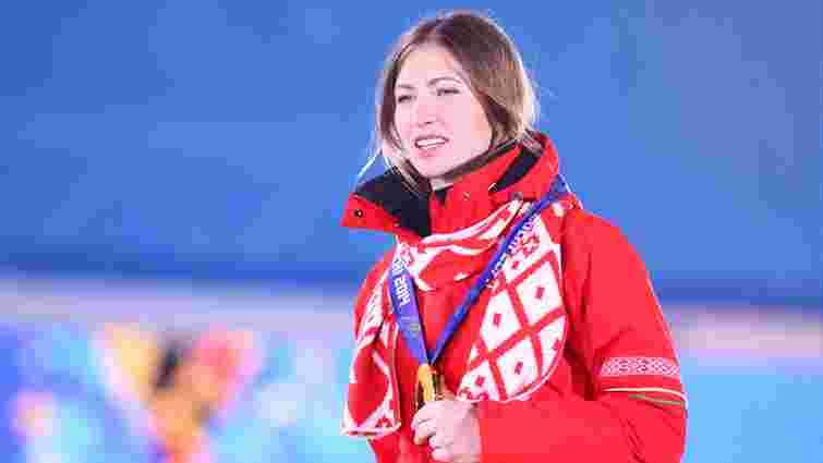 Біатлоністка Дарья Домрачева готова пропустити сезон