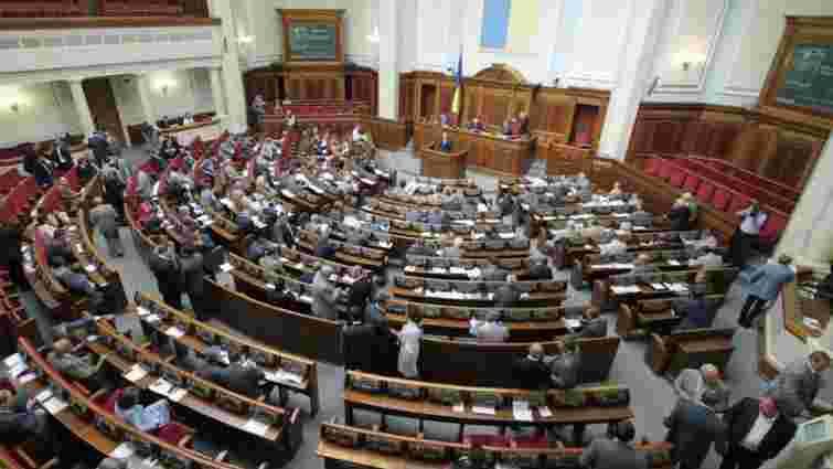 Народні депутати продовжили другу сесію до 1 вересня