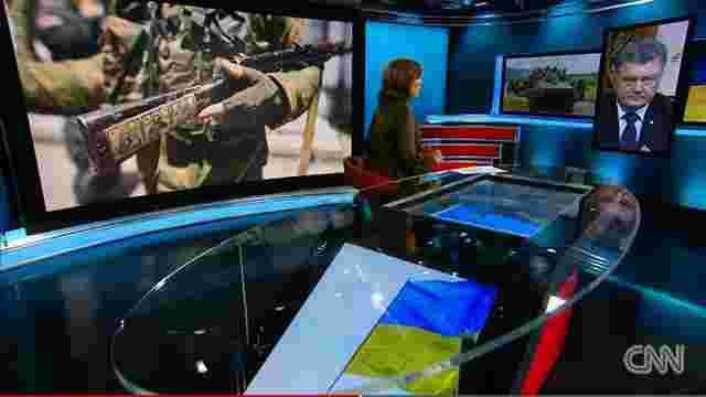 Порошенко заявив про ймовірність військового нападу Росії на Україну, - CNN