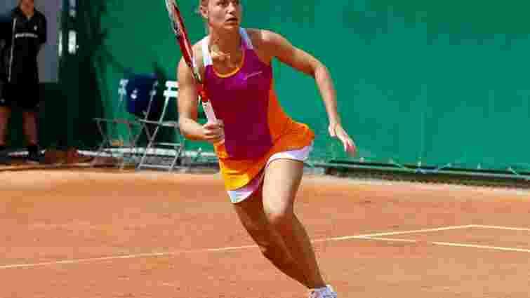 Українська тенісистка пробилась у півфінал парного турніру в Бухаресті