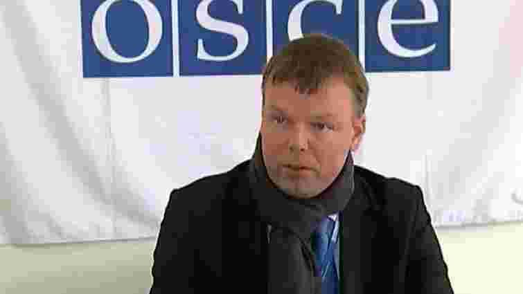 Місія ОБСЄ зафіксувала біля лінії розмежування ракетний комплекс «Стріла»