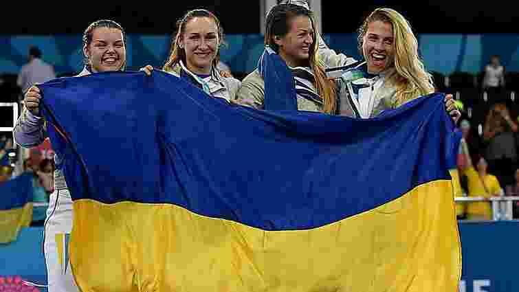 Україна побореться з Росією за золото чемпіонату світу з фехтування