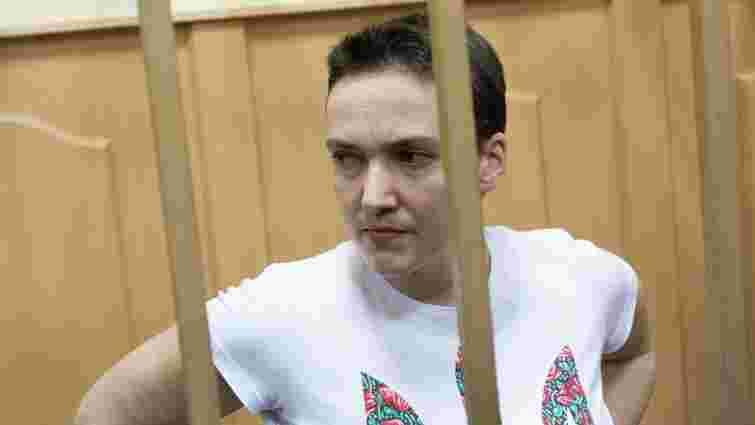 Надію Савченко етапують з Москви у Ростов-на-Дону