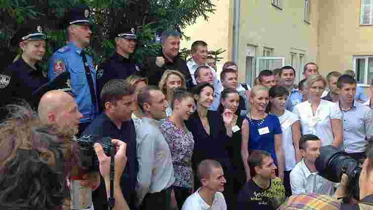 Патрульні поліцейські вийдуть на вулиці Львова 1 вересня