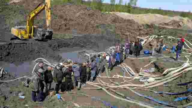 В Україні заборонили видобуток бурштину до прийняття спеціального закону