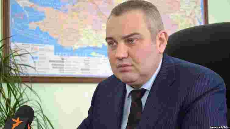На адмінкордоні з Кримом процвітають незаконні фінансові схеми