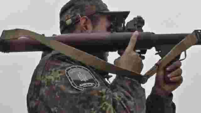 Батальйон «Дніпро-1» знищив 2 казарми бойовиків і нейтралізував мінометну батарею