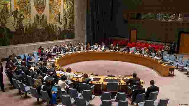 Рада Безпеки ООН схвалила резолюцію щодо Ірану