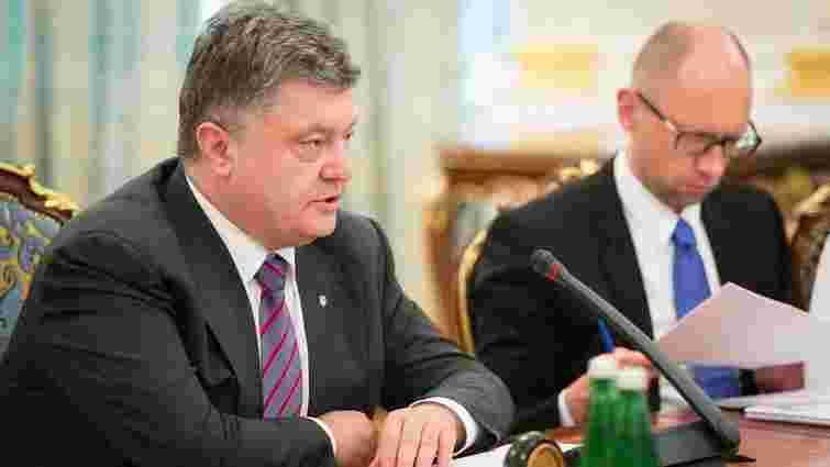 Порошенко порівняв авіаперельоти в Україні з космічним туризмом
