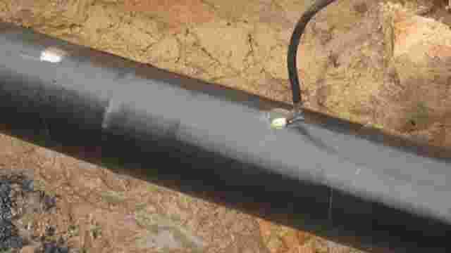 На Луганщині податківці виявили трубопровід для контрабанди пального з Росії