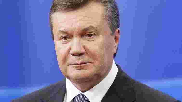 Інтерпол видалив сторінку розшуку Віктора Януковича