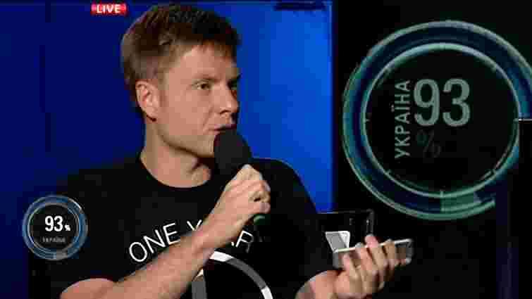 Голова СБУ надсилав СМС-інструкції депутату під час телешоу Шустера