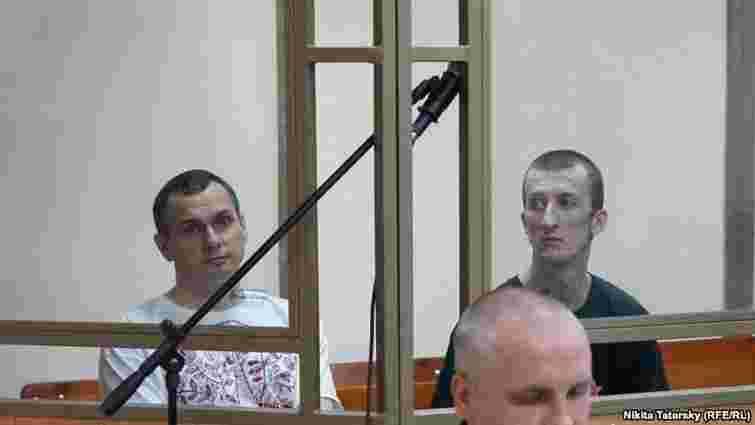 Сенцов та Кольченко не визнали себе винними у тероризмі