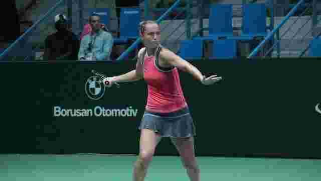 Українська тенісистка вибила екс-першу ракетку світу на турнірі у Стамбулі