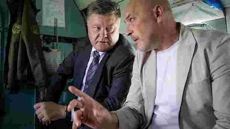 Порошенко призначив керівником Луганської області відомого волонтера