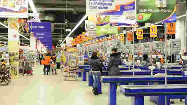 Українські супермаркети «Амстор» працюватимуть під брендом «Сільпо»