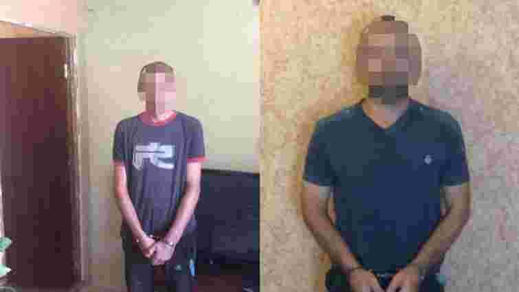 На Харківщини СБУ затримала вербувальників терористів ЛНР