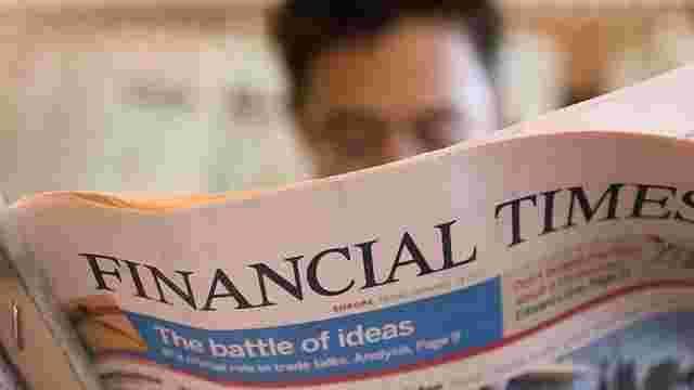 Financial Times продадуть за $1,3 млрд японській компанії Nikkei