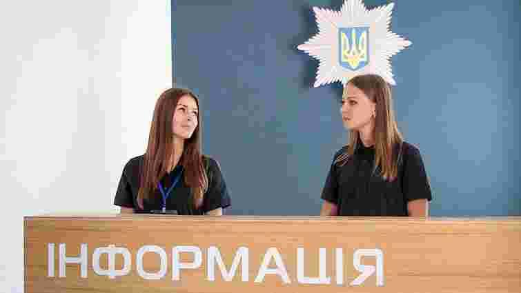 Патрульна поліція Києва оприлюднила перелік послуг, які можна отримати в головному офісі