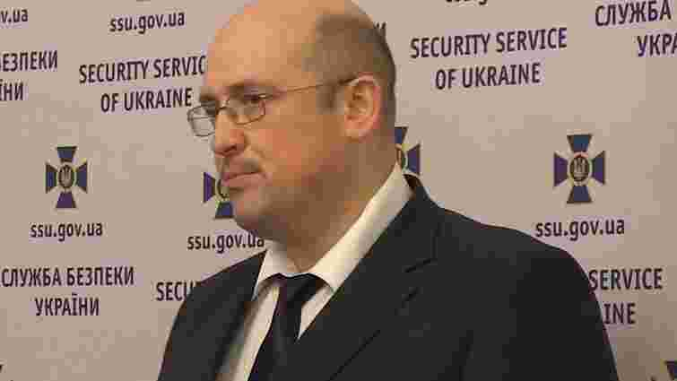 Порошенко замінив начальника департаменту контррозвідки СБУ
