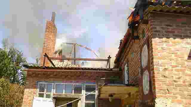 Бойовики обстріляли будинки мирних мешканців у селі Новгородське, - штаб АТО
