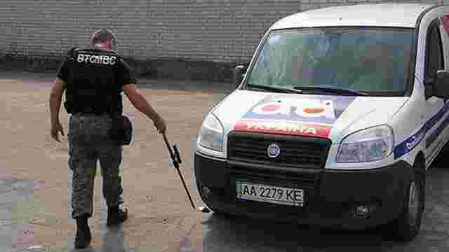 Чернігівську міліцію відволікають на «фейкові» замінування