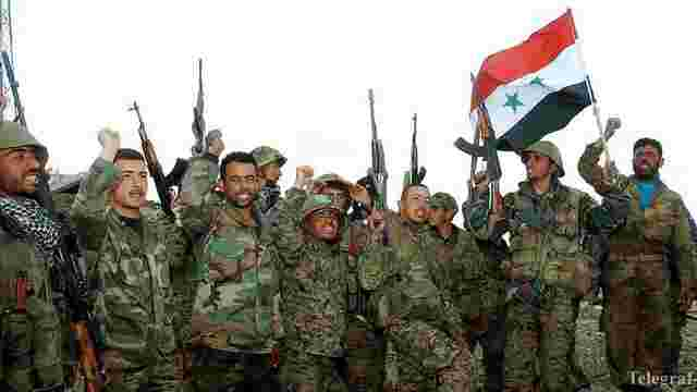 Президент Сирії визнав нестачу людей для свого війська