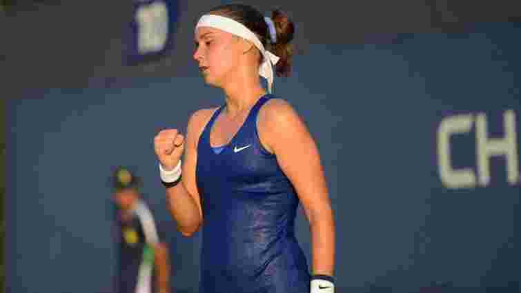 Молода українська тенісистка виграла третій турнір ITF у сезоні