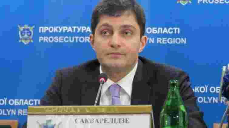 Генпрокуратура перевірить походження застави прокурора Шапакіна
