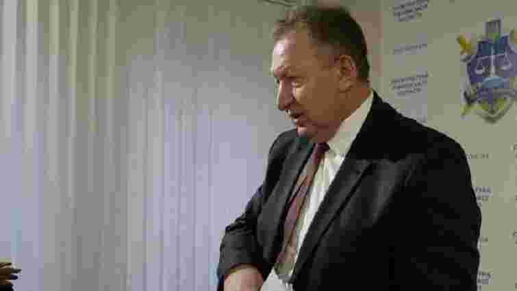 Перший заступник генпрокурора пішов у відставку після скандалу