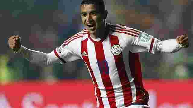 «Динамо» домовилось про трансфер нападника із Парагваю