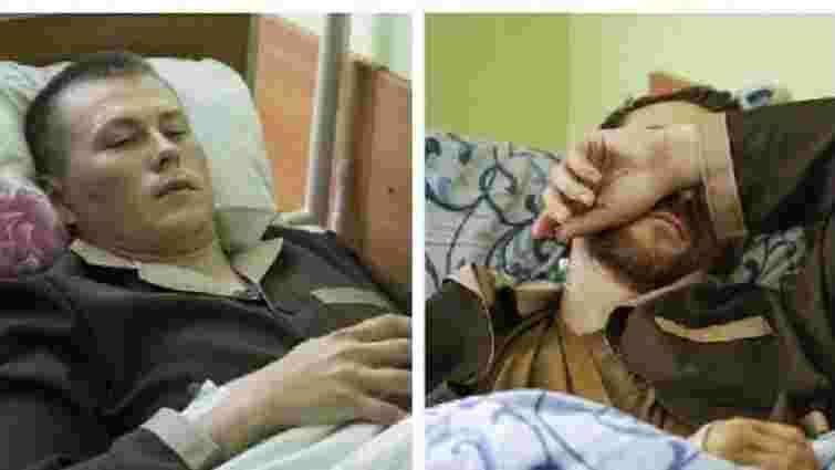 Затриманих на Донбасі російських бійців ГРУ судитимуть у вересні