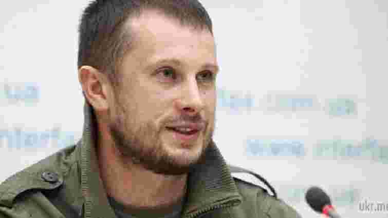 Командира полку «Азов» Андрія Білецького запросили виступити в Європарламенті
