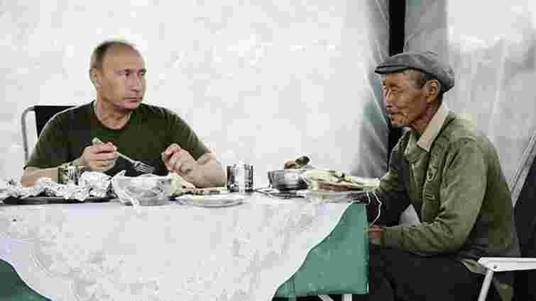 Путін наказав знищувати продукти з Євросоюзу і США на кордоні