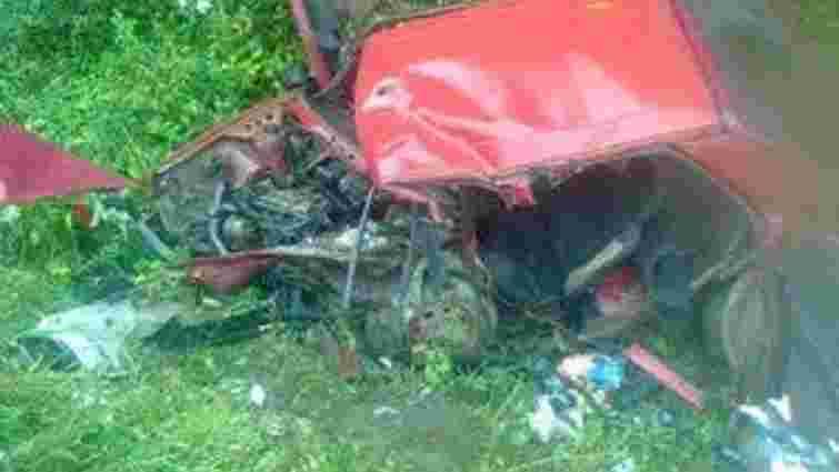 У ДТП на трасі Київ – Чоп одна людина загинула і троє травмувалися