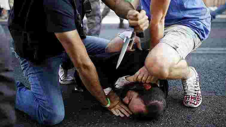 У Єрусалимі  рецидивіст із ножем поранив шістьох учасників гей-параду