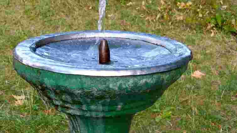У Львові проведуть конкурс на найкращу ідею оформлення питних фонтанів міста