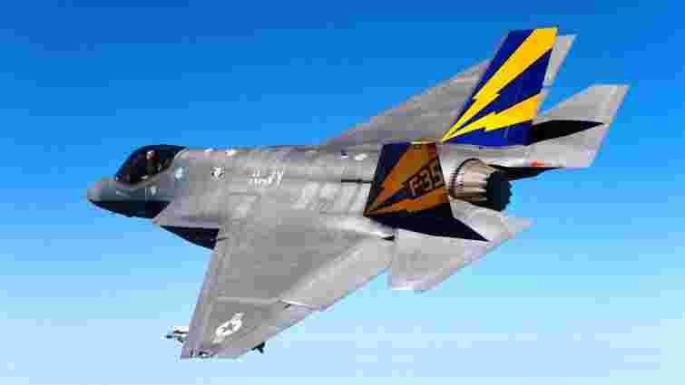 У США з'явилася перша бойова ескадрилья літаків п'ятого покоління