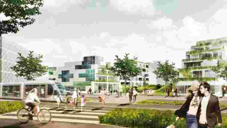 У Данії почали будівництво міста без автомобілів