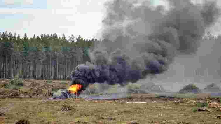 На авіашоу у Росії розбився військовий вертоліт